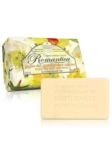 Nestidante Romantıca Royal Lıly And Narcıssus Sabun 250 Gr Renksiz
